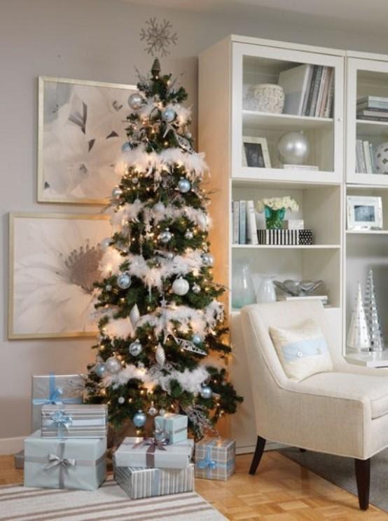 Unique-Christmas-Tree-Decorating-Ideas-22 - 7439 - The Wondrous Pics