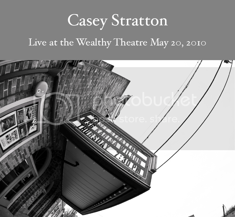 casey stratton,wealthy theater,live show