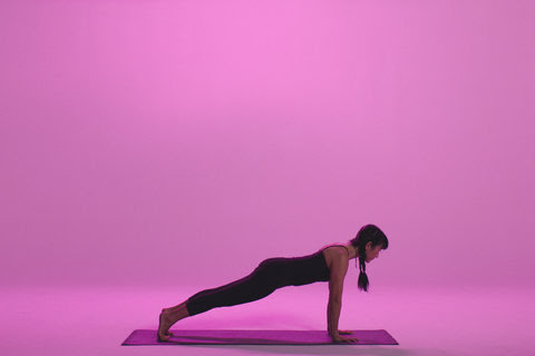 Yoga to Make You Strong