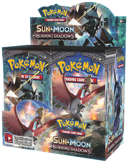 The Largest Pokemon Burning Shadows Giveaway Collaboration!