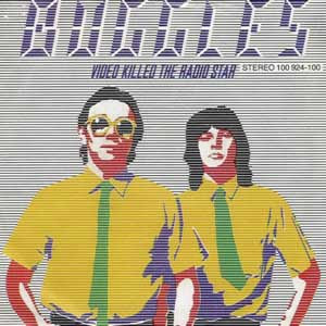Cover art for Video Killed the Radio Star