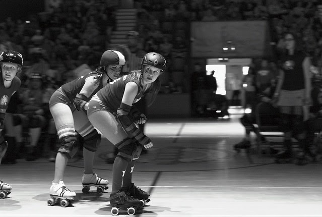 Get the jammer (black and white)
