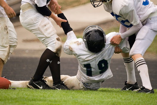 Five Natural Therapies Post Concussion - The Blood Code