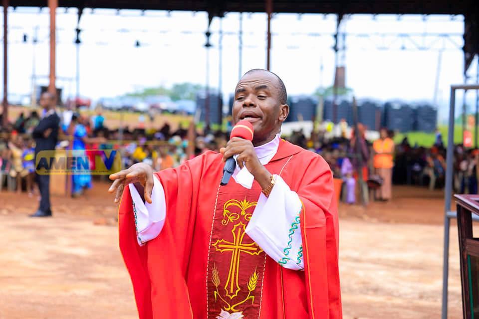Reverend Father Ejike Mbaka