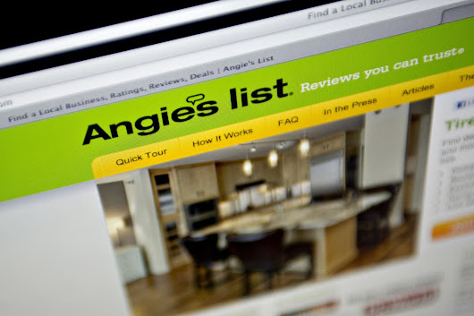IAC to Buy Angie's List in Deal Valued at Over $500 Million