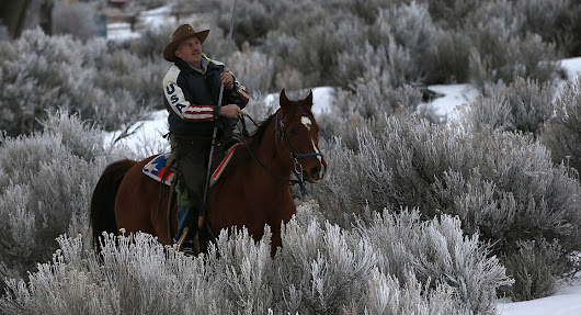 Sorry, Ranchers, You're Actually Big-Time Government Moochers