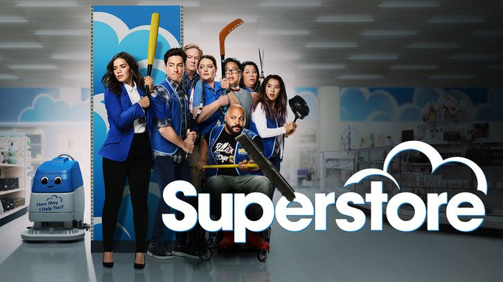 "Superstore - Part-Time Hires - Review: ""It's Never Mutual"""