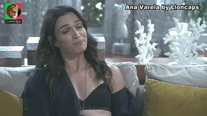 Ana Varela sensual na erie Amar depois amar