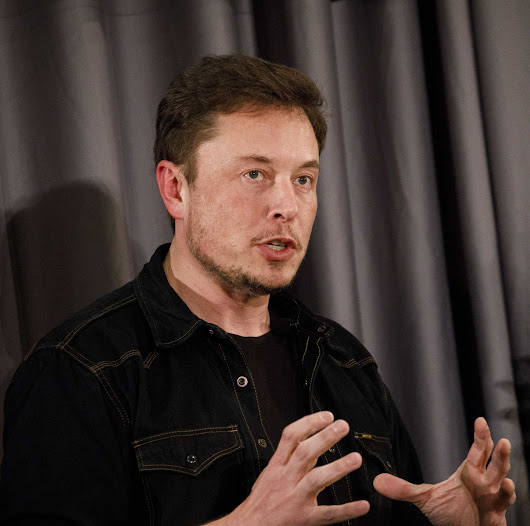 Elon Musk said a Tesla could drive itself across the country by 2018. One just crashed backing out of a garage. - SFGate