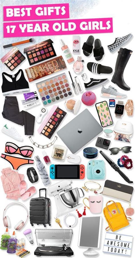 Gifts for 17 Year Old Girls   Gift Ideas and Gift Guides
