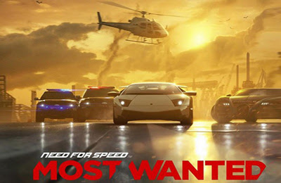 Download Games Need for Speed: Most Wanted iphone