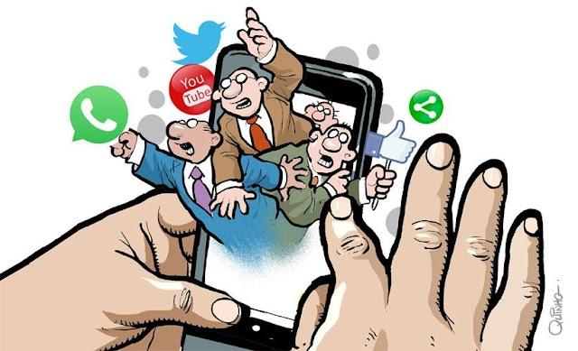 Política vieirense: Campanha se inicia nas redes sociais