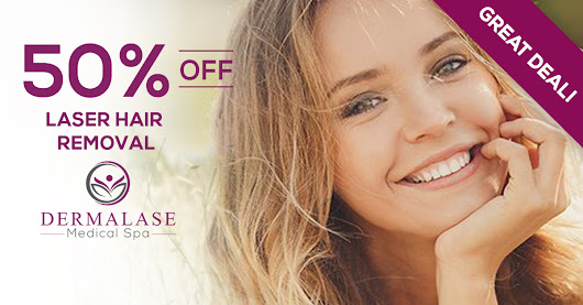 Check out this great offer from DermaLase Medical Spa!