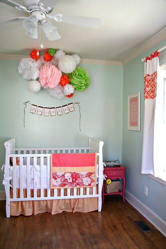 Sweet P's Nursery - Crib