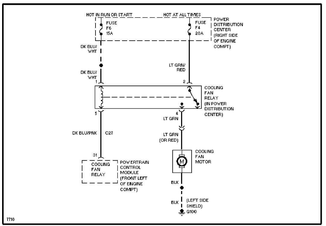 1993 Jeep Cherokee Wiring Diagram