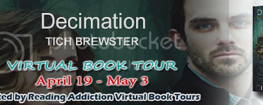 Review Wrap Up: Decimation by @TichBrewster #giveaway #review