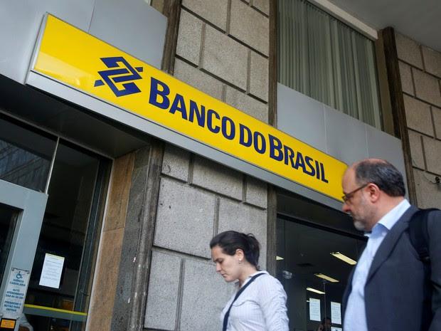 Agência do Banco do Brasil no centro do Rio de Janeiro. (Foto: REUTERS/Pilar Olivares)
