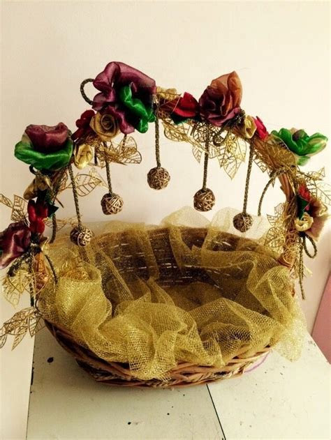 Pin by ASHA LATHA on GIFT BASKETS   Wedding gift wrapping