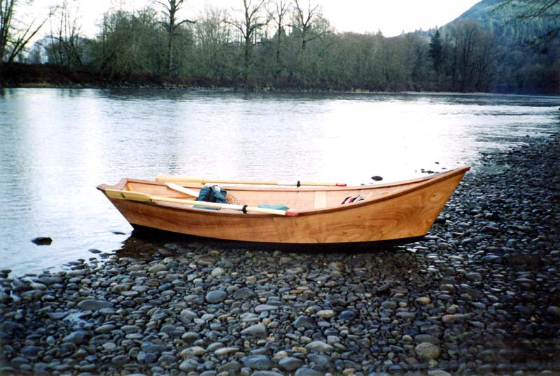 Wooden Drift Boat Plans from Butler Projects   Fun Times Guide to Fly