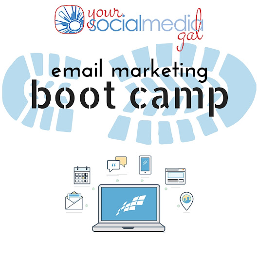 email marketing boot camp week 1