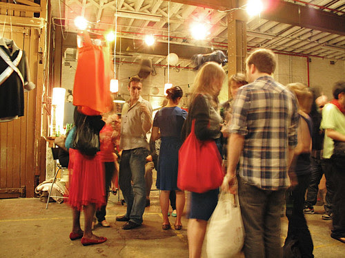 People, Room & Clothes @ Spoke + Spool Launch