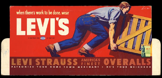 TURN 'EM UP: The history of the blue jean cuff | Levi Strauss