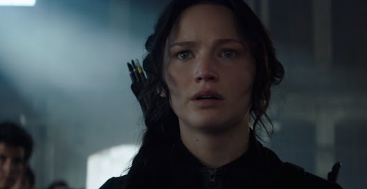 Watch: 'The Hunger Games: Mockingjay - Part 1' Teaser Trailer Is Here