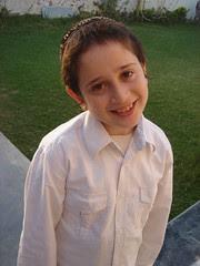 rabbi's son
