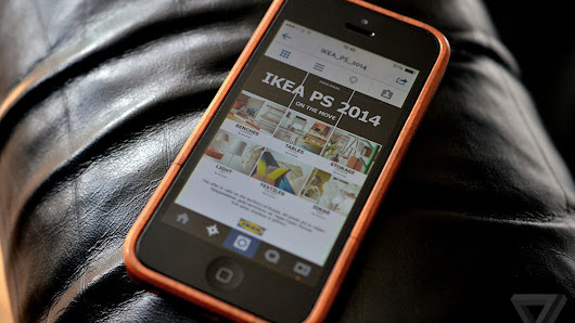 Ikea built a website inside Instagram