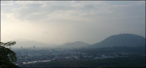 View from Wat Koh Sirey