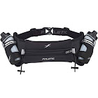 Fitletic Hydration Belt 12OZ-BLACK-L/XL