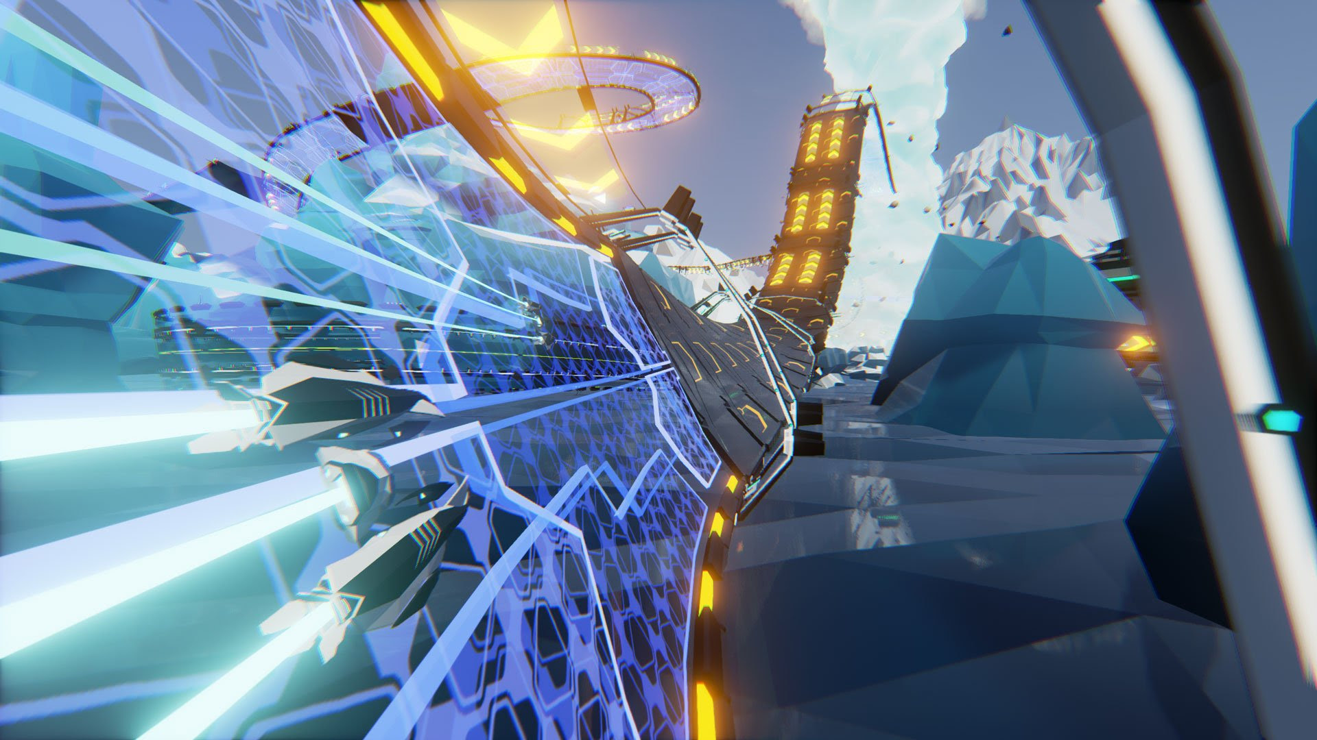 Make way for the high-speed Redout on PS4 and Xbox One this August screenshot