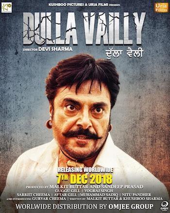 Dulla Vaily 2019 Punjabi 720p WEB-DL 900mb