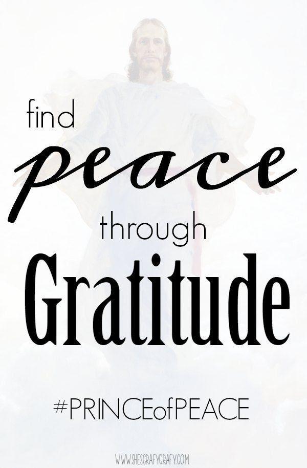 gratitude to help with attitude