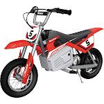 Razor MX350 Dirt Rocket Kids Electric Toy Motocross Motorcycle Dirt Bike, Red by VM Express