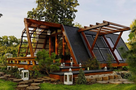 Soleta : Sustainable Zero Energy House - Small House Decor