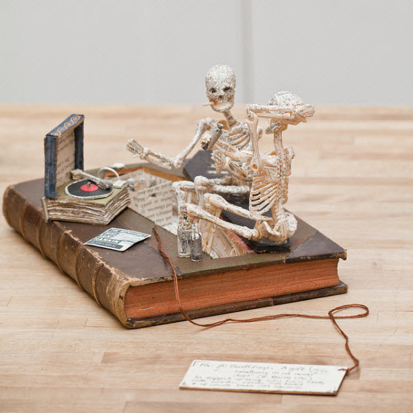 Skeleton Sculptures