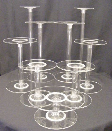 1 10 Tier Cake Stand ? Flexible Arrangement HIRE ? Barker