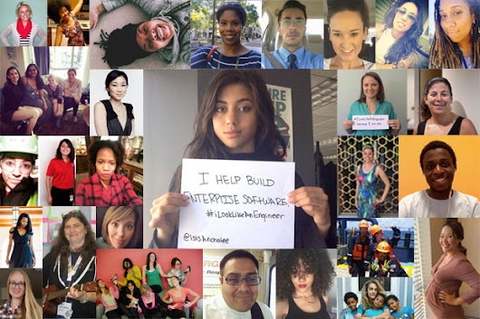 CLICK HERE to support Let's Put Up An #ILookLikeAnEngineer Billboard