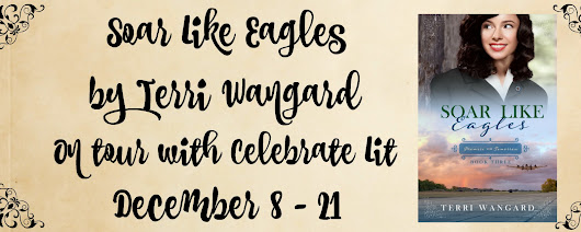 SOAR LIKE EAGLES BY TERRY WANGARD