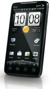 HTC EVO 4G in short supply