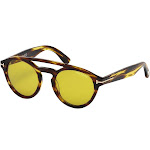 Tom Ford Clint Men Sunglasses Havana NEW AUTHENTIC 50 mm