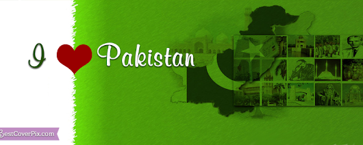 Pakistan Independence Day 2016 Special Facebook Banner Image