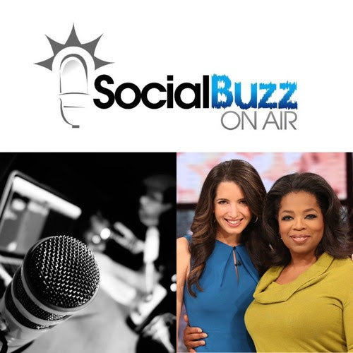 EPISODE 27 - The Seb Rusk Show : Marie Forleo - Founder of B-School & MarieTV by SocialBuzzONAIR