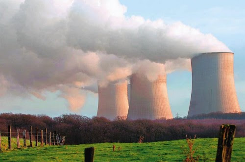 τα πυρηνικά εργοστάσια της Ουκρανίας