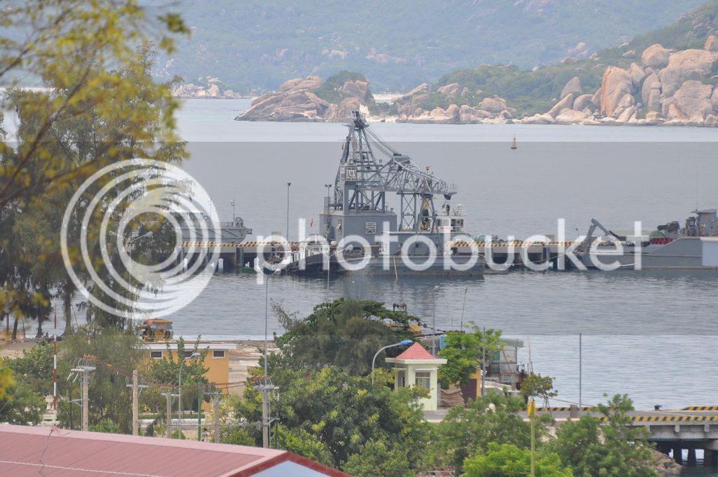 'Cận cảnh' Cảng Quốc tế Cam Ranh - ảnh 5