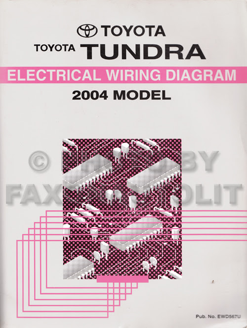 Diagram 2005 Toyota Tundra Wiring Diagram Manual Original Full Version Hd Quality Manual Original Videodiagram Mddiego It