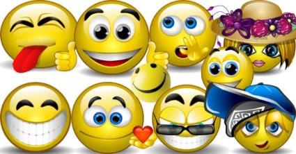 65 Gambar Wallpaper Emoticon Lucu Terbaik