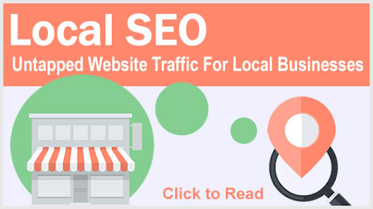 Local SEO, Untapped Website Traffic for Local Businesses