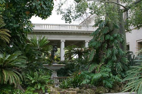 huntington mansion garden